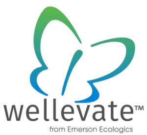 Emerson Wellevate dispensary butterfly logo from Emerson Ecologics