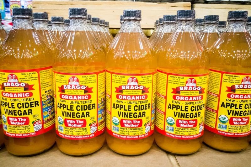 raw apple cider vinegar uses