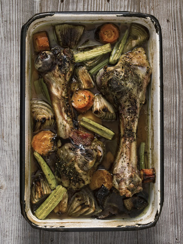 The benefits of cooking with bone broth