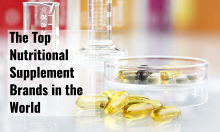 Wellevate & The 13 Top Nutritional Supplement Brands in the World