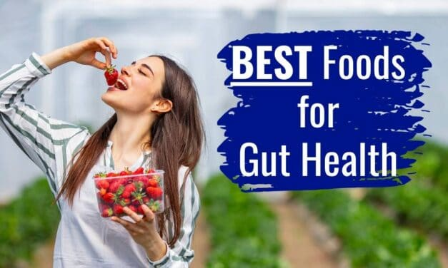 The 5 Best Foods for Gut Health & Gut Healing
